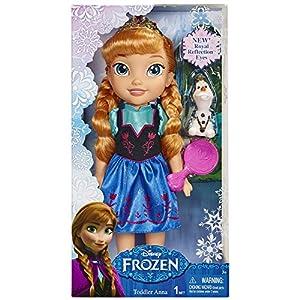 Disney Frozen Toddler Anna Doll-New Royal Reflection Eyes