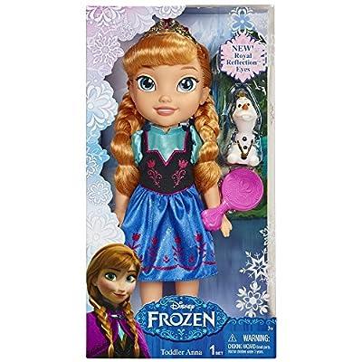 Disney Frozen Toddler Anna Doll Playset by Disney Frozen