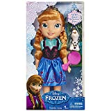 Disney Frozen Toddler Anna Doll Playset
