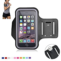 Go Crazzy (5.5) New Hot Arm Band Workout Cover Sport Gym Case For Apple iPhone 6s Plus