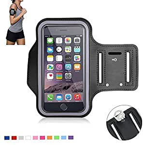 Go Crazzy (5.5) New Hot ! Arm Band Workout Cover Sport Gym Case For Asus Z1 Titan