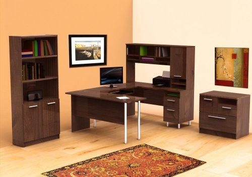 Aero Lite Home Office Furniture Set 3   Nexera Furniture   400168 Reviews.