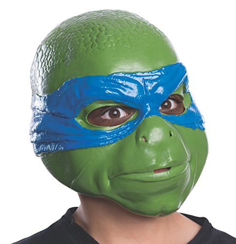 Rubies Teenage Mutant Ninja Turtles Movie Leonardo Child 3/4 Child Mask