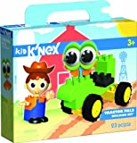 Tomy 85410 Kid K'nex Tractor Pals 23pc Building Set