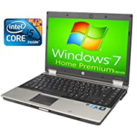 HP Elitebook 8440p Laptop Notebook - Core i5 2.4ghz - 2GB DDR3 - 120GB HDD - DVD+CDRW - Windows 7