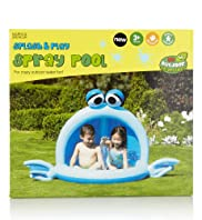 Splash & Play Spray Fish Pool [T79-9666-S]