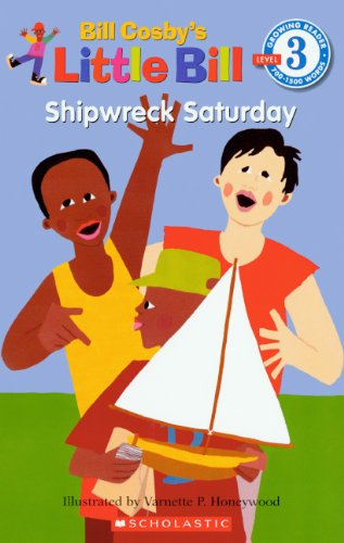 Shipwreck Saturday (Little Bill Books for Beginning Readers (Pb))