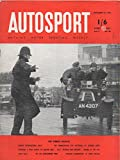 img - for Autosport: Britain's Motor Sporting Weekly, vol. 9, no. 20 (November 12, 1954) book / textbook / text book