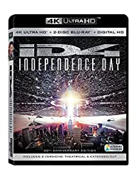 Independence Day 20th Anniversary 4k Ultra Hd [Blu-ray]