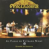As fadas de estrano nome - Milladoiro DM 115 CD