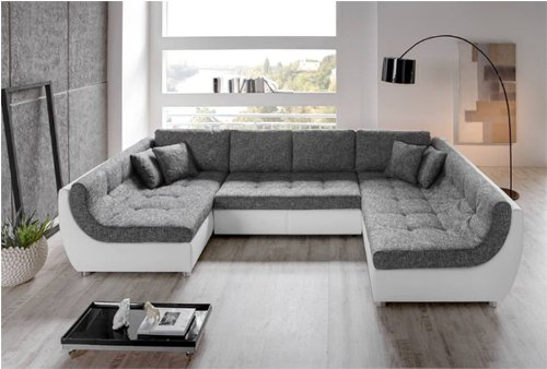 roller wohnlandschaft sky high plus couch sofa eckschlafsofas. Black Bedroom Furniture Sets. Home Design Ideas