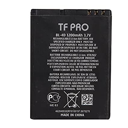 Tfpro BL-4D 1200mAh Battery (For Nokia)