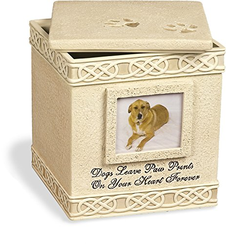 AngelStar 6-Inch Pet Urn for Dog (Pet Dog Urns compare prices)