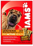 Iams Proactive Health Adult Lamb Meal and Rice Biscuits, 24-Ounce