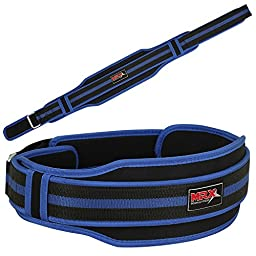 Weight Lifting Belt with Double Back Support 5\