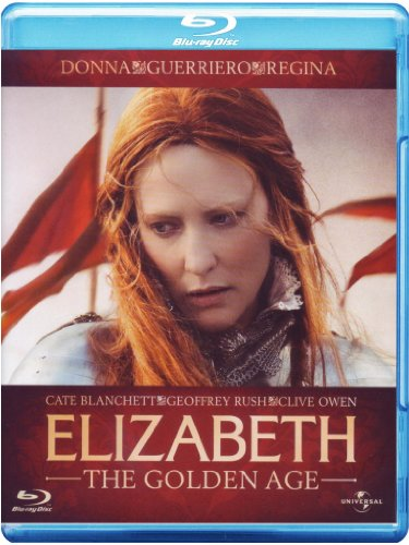 Elizabeth - The golden age [Blu-ray] [IT Import]