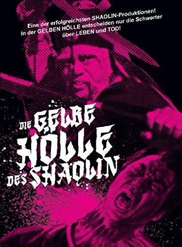 Die gelbe Hölle des Shaolin - Uncut [Blu-ray]