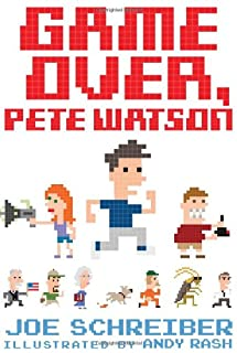 Book Cover: Game Over, Pete Watson