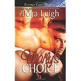 Marly's Choice ~ Lora Leigh