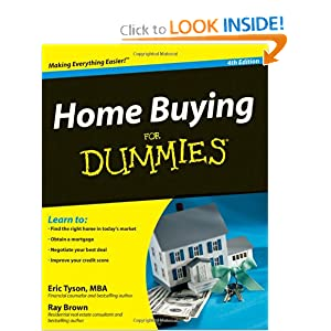 Home Buying For Dummies, 4th Edition