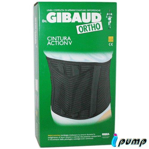 Dr. Gibaud Ortho cintura action V tg.03 bianca