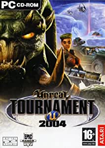 Unreal Tournament 2004 (PC/CD-ROM 6 Disc Version)