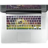 "Litop Thin 3D Football Series Silicone Keyboard Cover Keyboard Skin For All MacBook Air 13"", MacBook Pro With..."