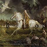 George R.R Martin 2015 Song of Ice and Fire Calendar, A (Calendars 2015)