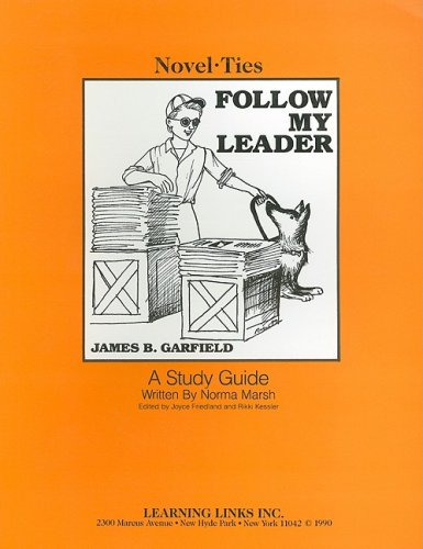 Follow My Leader: Novel-Ties Study Guide