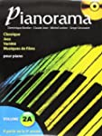 Pianorama vol 2a + CD