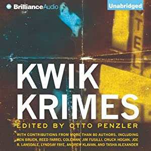 Kwik Krimes Audiobook