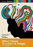 Milton Glaser: To Inform & Delight [Import]