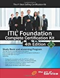 Ivanka Menken Itil Foundation Complete Certification Kit - Fourth Edition: Study Guide Book and Online Course