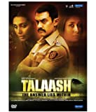 Talaash. Bollywood Film mit Aamir Khan und Kareena Kapoor. Sprache: Hindi, Untertitel: Englisch. [2-DVD-Satz][IMPORT]