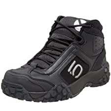 FiveTen Men's Impact 2 Mid Bike ShoeBlack12.5 M