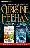 Christine Feehan CD Collection: Dark Possession, Dark Curse