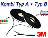 3M Type A and Type B Magnetic Tape 10mm Length 2 m