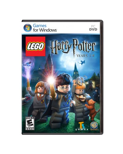 Lego Harry Potter - Years 1-4 - Standard Edition