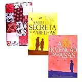 img - for A Inven  o das Asas + A Vida Secreta das Abelhas + Bolsa Porta-Livro (Em Portuguese do Brasil) book / textbook / text book