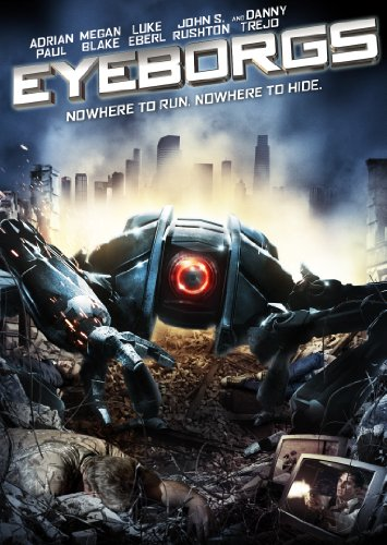 51XqxK56mwL Eyeborgs: DVD Review