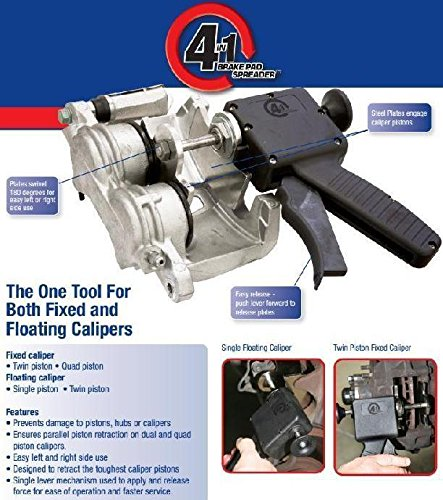 New Automotive Car Truck Garage | CALIPER TOOL for Fixed and Floating Caliper
