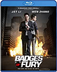 Badges of Fury [Blu-ray]