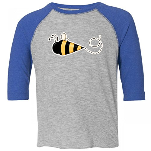 Inktastic Little Boys' Bumble Bee Toddler T-Shirt