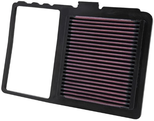 K&N 33-2329 High Performance Replacement Air Filter