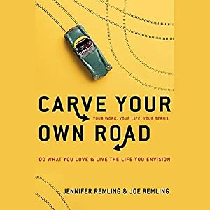 Carve Your Own Road Audiobook