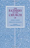 Commentary on the Apocalypse (Fathers of the Church Patristic Series)