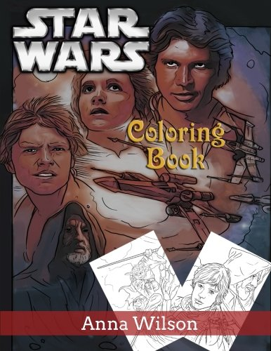 Star Wars Coloring Book: Coloring Good and Evil Characters in Star Wars (Good Of The War compare prices)