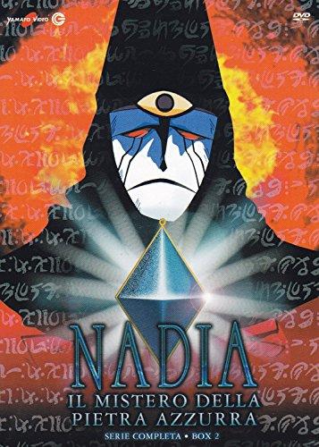 Nadia - Il Mistero della Pietra Azzurra Box 2