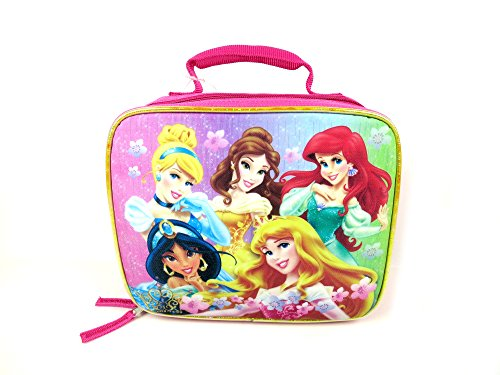 Disney DPCOR76ZA Princess Lunch Kit, Pink - 1