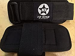 10 Star Weight Lifting Straps Ultimate